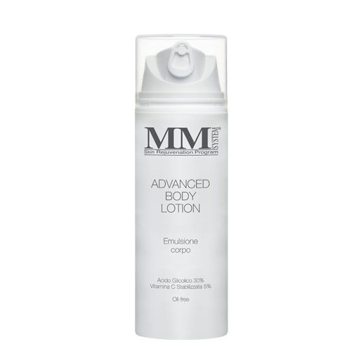 advanced body lotion