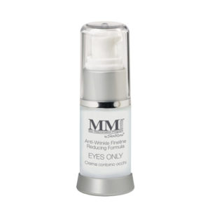 anti wrinkle fineline reducing formula eyes only