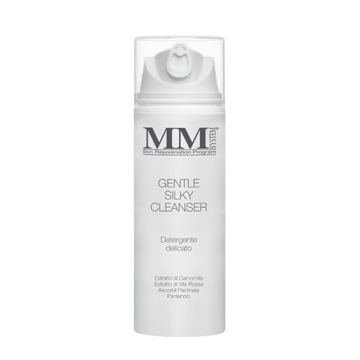 gentle silky cleanser