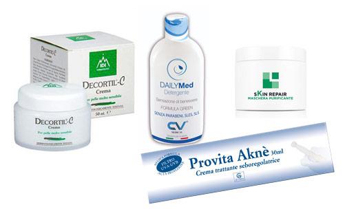 protocollo acne